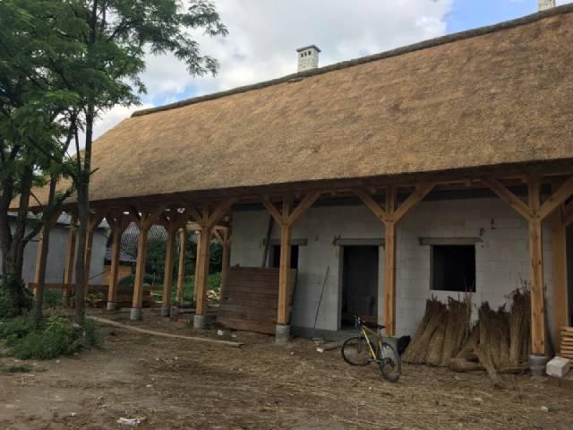 Dachy z trzciny dachy nowe