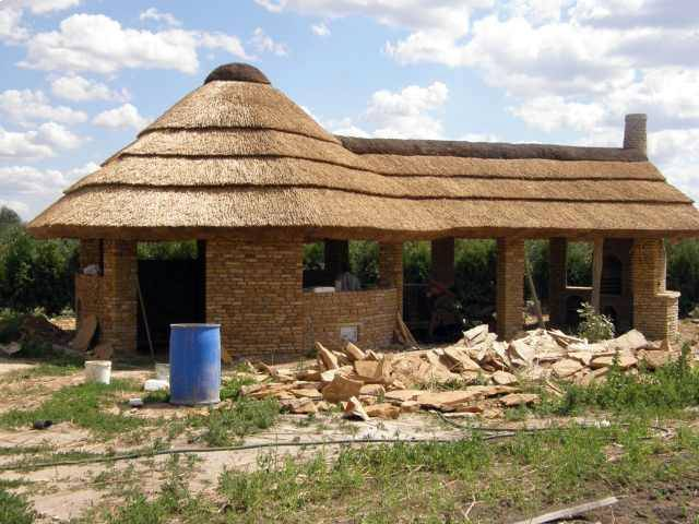 Dachy z trzciny nowe dachy